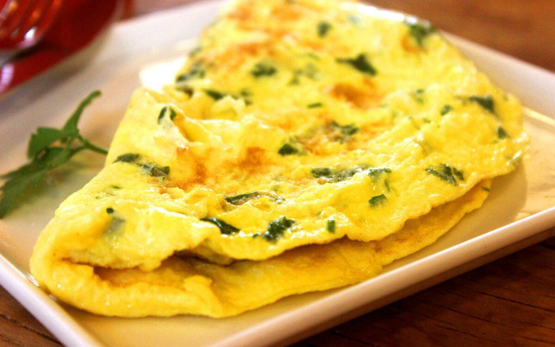 Le ricette del Sistema Dietetico Centro Messèguè. Le Omelette