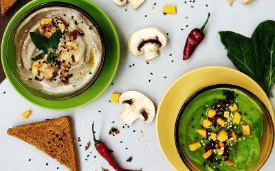 Le ricette del Sistema Dietetico Centro Messèguè. Le zuppe